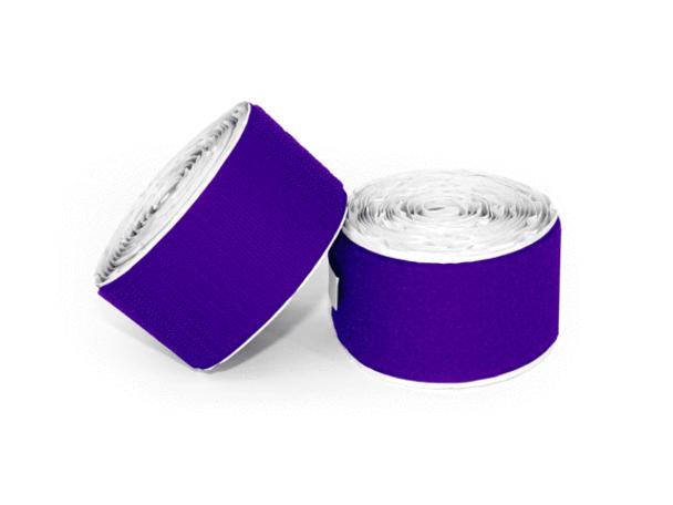 Pedaltrain Hook and Loop Love 10' Hook-and-Loop Bright Purple