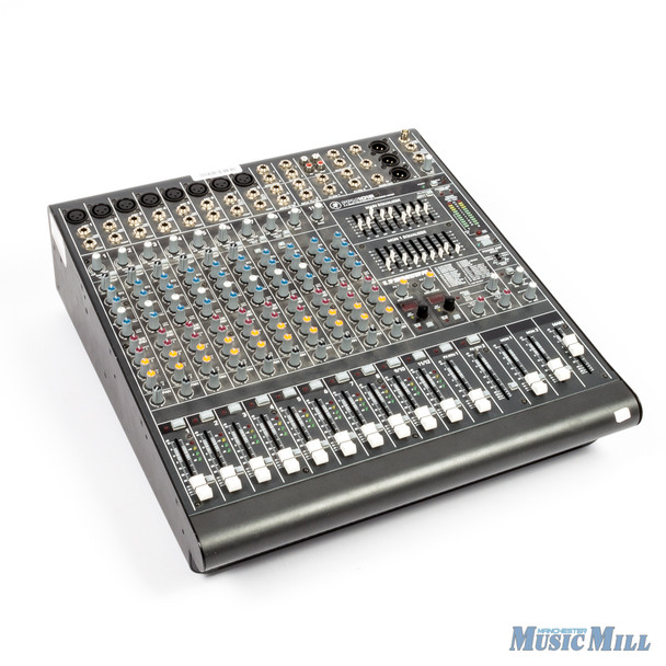 Mackie PPM1012 12-channel 1600W Powered Mixer x0044 (USED)