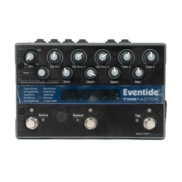Eventide Timefactor Delay Pedal (USED) x4161