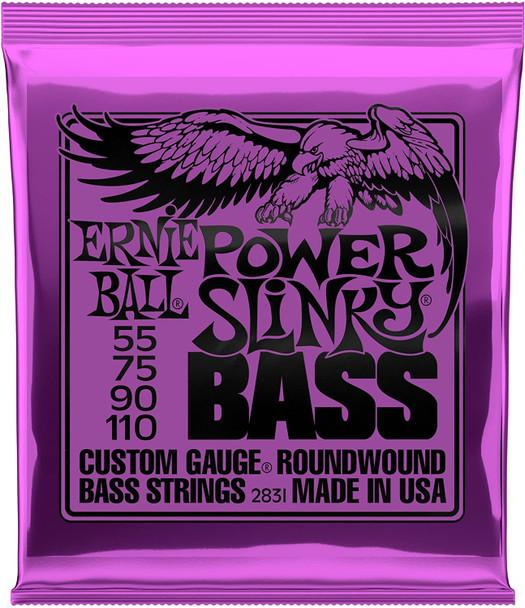 Ernie Ball Power Slinky Bass 55-110 4-String 2831