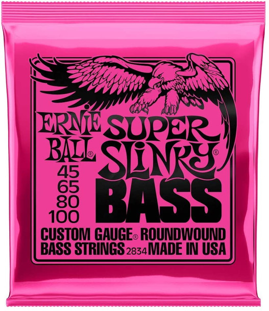 Ernie Ball Super Slinky Bass 45-100 4-String