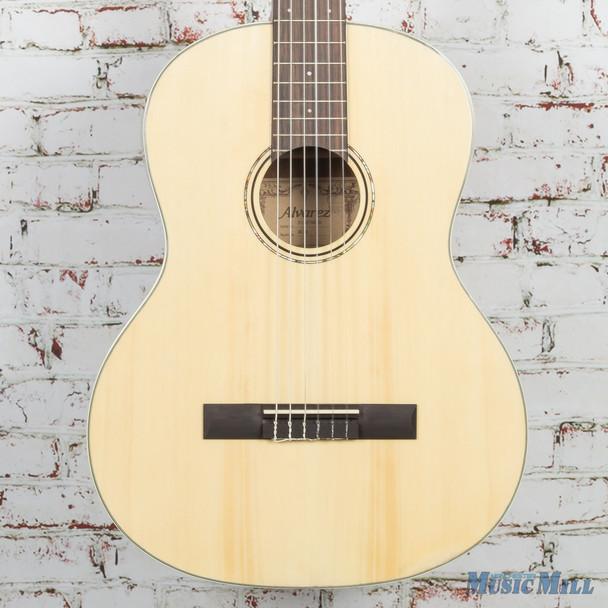 New B-Stock Alvarez RC26 Classical Acoustic Guitar