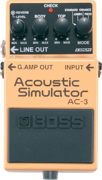 Boss AC‑3 Acoustic Simulator
