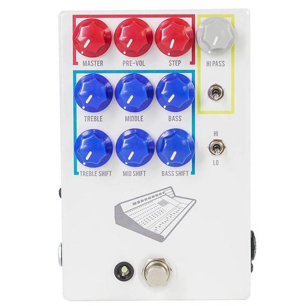 JHS Colour Box Preamp Pedal V2