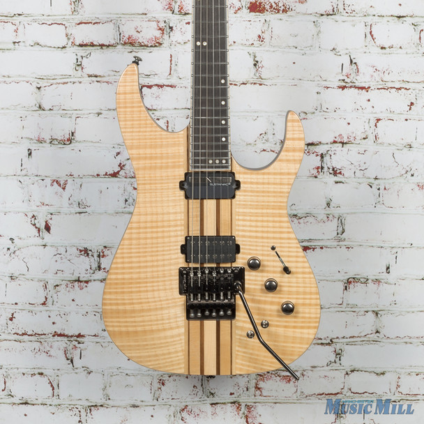 Schecter Banshee Elite 6 FR S Electric Guitar Gloss Natural