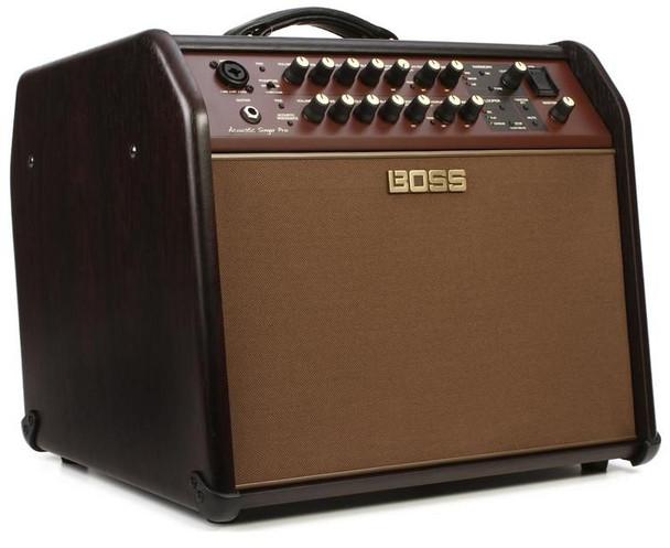 Boss Acoustic Singer Pro 120-Watt Bi-amp Acoustic Combo Amp
