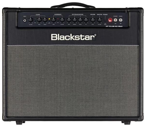 Blackstar HT Club 40 Mark II 40w 1x12 Tube Combo Amp