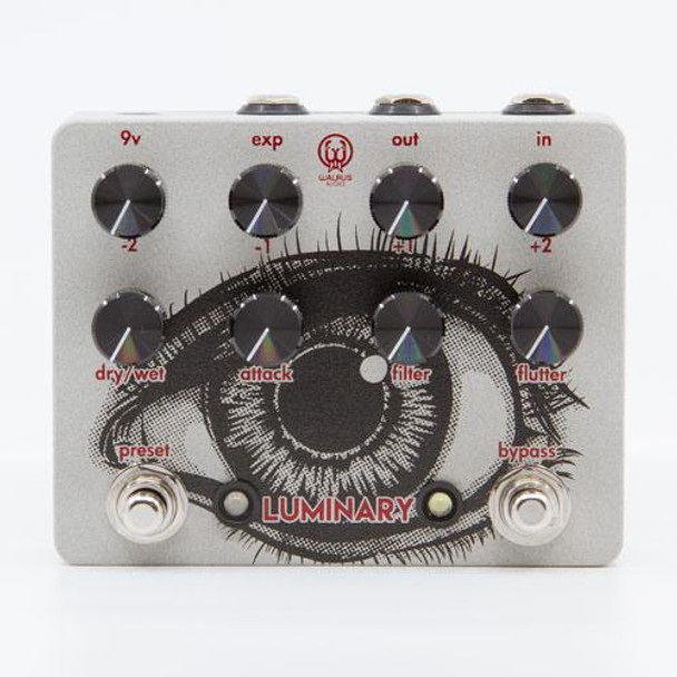 Walrus Luminary Quad Octave Generator V2 Effects Pedal