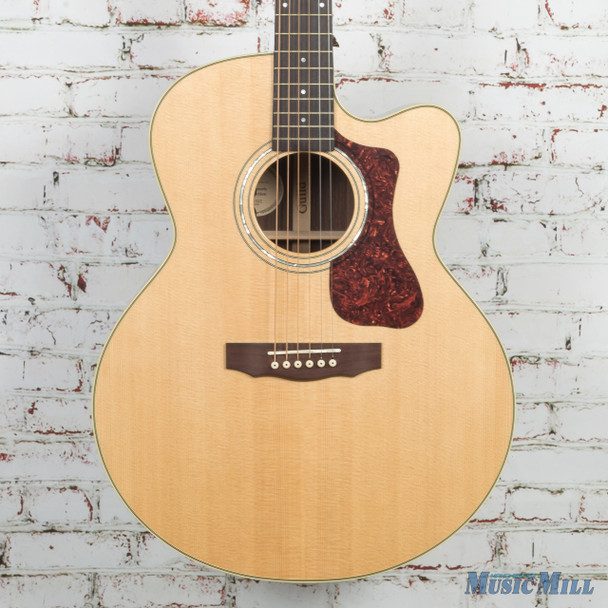Guild F-150CE Westerly Jumbo Acoustic/Electric Guitar 3843505821-MSRP $1,530