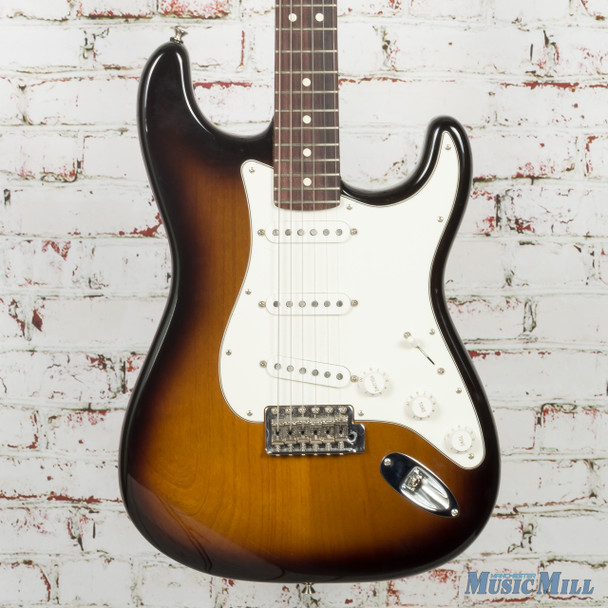 Fender American Special Stratocaster Electric Guitar 2-Tone Sunburst