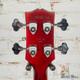 2019 Gibson Les Paul Junior Tribute DC Bass Worn Cherry + FREE HOODED SWEATSHIRT