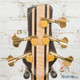 MG Bass Desert Spalted Maple 5-String Bass w/OHSC