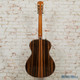 2015 Taylor Custom TF 12-Fret Acoustic Electric Guitar with Macassar Ebony Sunburst (USED)