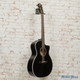 2019 Taylor 214ce DLX Acoustic Electric Guitar-Black
