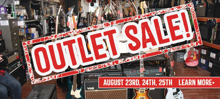 End Of Summer Outlet Sale