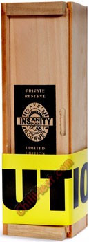 Dave's Gourmet Insanity Limited Edition Reserve Hot Sauce - NLA
