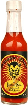 Droolin' Devil Liquid Sin Hot Sauce