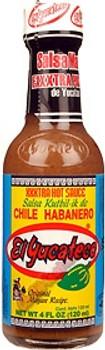 El Yucateco XXXtra Hot Habanero Hot Sauce