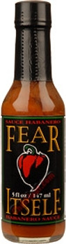 Fear Itself Hot Sauce