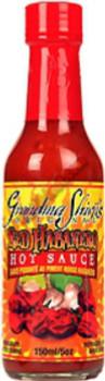 Grandma Shivji's Red Habanero Hot Sauce