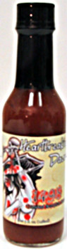 Heartbreaking Dawns 1498 Trinidad Scorpion Pepper Hot Sauce