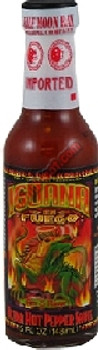 Iguana En Fuego Ultra Hot Sauce