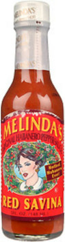 Melindas Red Savina Hot Sauce