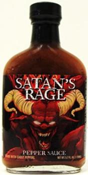 Satans Rage Hot Sauce