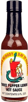 Another Bloody Day in Paradise Hot Sauce