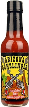 Arizona Gunslinger Smokin Jalapeno Hot Sauce