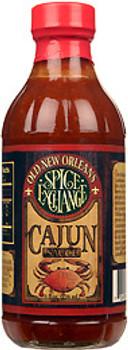 Spice Exchange Cajun Hot Sauce