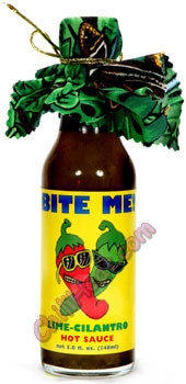 Bite Me Cilantro Hot Sauce