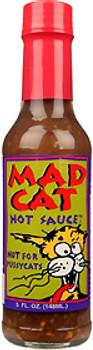Mad Cat Hot Sauce