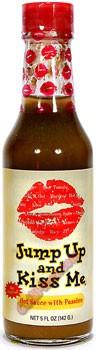 Dave's Gourmet Jump Up & Kiss Me Original Hot Sauce