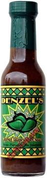 Denzel's Gourmet Jalapeno Hot Sauce