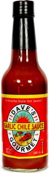 Dave's Gourmet Garlic Chile Sauce