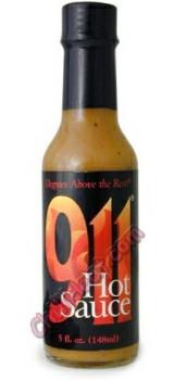 911 Hot Sauce