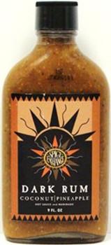 Spice Exchange Dark Rum Hot Sauce