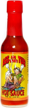 Ass in the Tub Hot Sauce