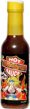 Biker Bitch Hot and Wild Hot Sauce