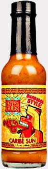 Pepper Gods Caribe Sun Hot Sauce