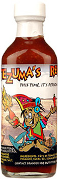 Montezuma's Revenge Hot Sauce