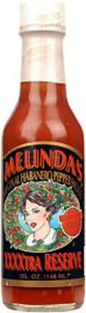 Melindas XXXXtra Hot Reserve Hot Sauce