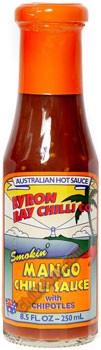 Byron Bay Smokin Mango Hot Sauce