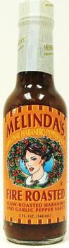 Melindas Fire Roasted Habanero and Garlic Hot Sauce