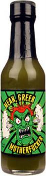 Mean Green Mother Fu**er Hot Sauce