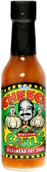 Cheech Garlic Hot Sauce