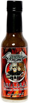 Crazy Jerry's Biker Trash Hot Sauce