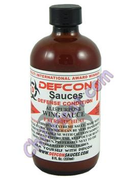 Defcon 1 Extreme Hot Sauce