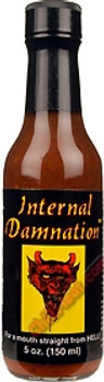 Internal Damnation Hot Sauce
